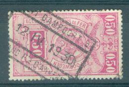 "BELGIE - TR 141 - Cachet  ""GENT-DAMPOORT 5 - GAND-Pte D'ANVERS"" - (ref. 16.169) - Chemins De Fer"