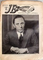 Illustrierter Beobachter 1937 Nr.42 Dr. Joseph Goebbels 40.Geburtstag - Deutsch