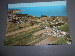 D . 44 - Préfailles (loire - Atlantique ) Route De La Pointe Et Anse De La Rèze - Vue Aérienne Camping - Préfailles