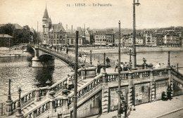 BELGIUM - Liege -  Le Passerelle - Luik