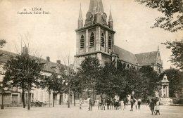 BELGIUM - Liege -  Cathedrale Saint-Paul - Liege