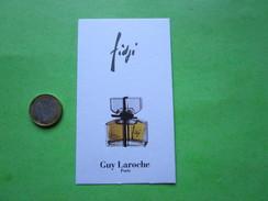 LAROCHE YVES -  Carte Parfumée - Modern (from 1961)