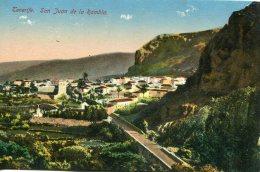 SPAIN - Canary Isles - Tenerife - San Juan De La Rambla - Tenerife