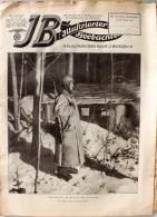 Illustrierter Beobachter 1942 Nr.6 Auf Wache Im Norden Der Ostfront - Deutsch