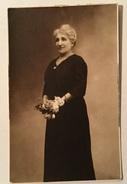 DONNA D'EPOCA  1928 IN POSA - NV FP - Fotografia