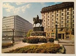 BEOGRAD REPUBLIC SQUARE VIAGGIATA FG - Serbia