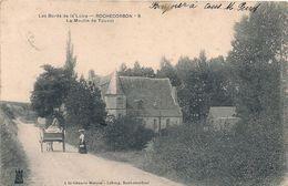 Cpa 37  Rochecorbon Moulin De Touvoi - Rochecorbon
