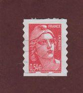3977 De 2006 - Adhésif - Oblitéré -  Anniversaire De La Marianne De Gandon-  Provient Du Carnet. P3977 - Sellos Autoadhesivos