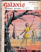 GALAXIE  °°°° N°  10 Septembre 1954 - Sonstige