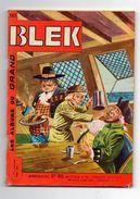 Blek N°161 Le Grand Blek - Le Petit Duc De 1970 - Blek