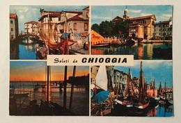 SALUTI DA CHIOGGIA VIAGGIATA FG - Chioggia