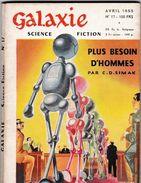 GALAXIE  °°°° N°  17 Avril 1955 - Sonstige
