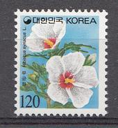 Corée Du Sud 1995 Mi. Nr: 1866 Blumen  Neuf Sans Charniere / MNH / Postfris - Corée Du Sud