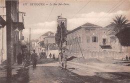 ¤¤  -  LIBAN  -  BEYROUTH   -   La Rue Bab-Driss  -  ¤¤ - Lebanon