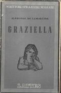 """"""" GRAZIELLA """" Di ALPHONSE DE LAMARTINE , In Francese Ed Lattes Anni '50 - Libri, Riviste, Fumetti"""