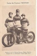 SPORT )) MOTO équipe Des Coureurs BOSTON - Motociclismo