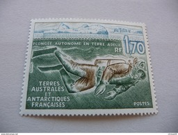 TIMBRE    TAAF     N  146       COTE  1,10  EUROS     1989    NEUF  LUXE** - French Southern And Antarctic Territories (TAAF)