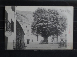 F17 - Valle De Aran - Plaza De Bosost - Edition Sarthe A Luchon - Lérida