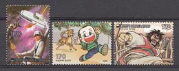 Corée Du Sud 1999 Mi. Nr: 2011-2013 Comics  Neuf Sans Charniere / MNH / Postfris - Corée Du Sud