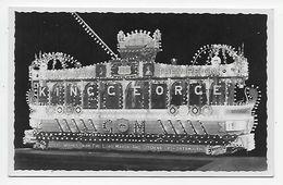 Portsmouth - Coronation 1911 - Illuminated Tram - Portsmouth