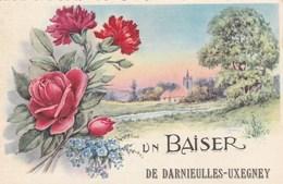 Uxegney Darnieulles UN BAISER DE DARNIEULLES UXEGNEY - France