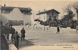 CPA Pelote Basque Sport Basses Pyrénées Non Circulé Saint Jean De Luz - Cartes Postales