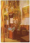 Safad - The Ari Synagogue - (Interior) - (Israël) - Israël