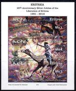 (020) Eritrea  Liberation Sheet / Bf / Bloc Befreiung ** / Mnh  Michel - Eritrea