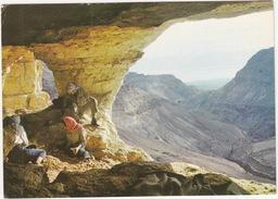 Jeduan Desert - The Cave Of Nachal Zelim, Where The Bar-Kochba Letters Were Found  - (Israël) - Israël
