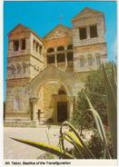 Mt. Tabor, Basilica Of The Transfiguration  - (Israël) - Israël