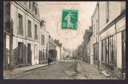 SILLE - Le - GUILLAUME . Grande - Rue . - Sille Le Guillaume
