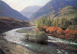 Kyrgyzstan - Scenic View - Kyrgyzstan