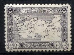 TURKEY 1921-2 - Yv.652 (Mi.777) MH (perfect) VF - 1921-... Repubblica