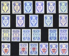 TURKEY Official 1983-89 - Mi.169-191 MNH (postfrisch) Perfect (VF) - 1921-... Repubblica