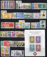 TURKEY 1963 Compl. - Mi.1850-1898 MNH (postfrisch) VF - 1921-... Repubblica
