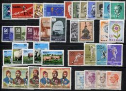 TURKEY 1964 Compl. - Mi.1899-1934 MNH (postfrisch) VF - 1921-... Repubblica