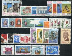 TURKEY 1984 Compl.- Mi.2663-2699 MNH (postfrisch) VF - 1921-... Republik