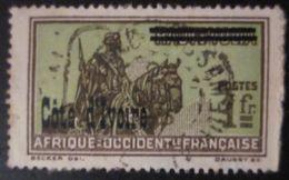 Cote D'Ivoire - YT 100 Obl - Côte-d'Ivoire (1892-1944)