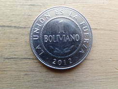 Bolivie  1  Bolivano  2012  Km 217 - Bolivia