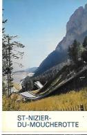 38 -  St-NIZIER-du-MOUCHEROTTE -les 3 Pucelles Et Tremplin De Saut 120m Ref 38.433.30.1.0521  COMBIER IMP.MACON -CIM - France