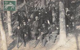 ¤¤  -  MAYENNE   -   Carte-Photo Militaire En 1909    -  ¤¤ - Mayenne