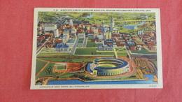 Cleveland Municipal Stadium    Ohio > Cleveland>    Ref 2714 - Cleveland