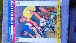 CYCLISME- LE MIROIR DES SPORTS- LE TOUR DE FRANCE 1959-FREDERICO BAHAMONTES-ANQUETIL-ANGLADE-ANASTASI-DARRIGADE-FAVERO - Sport