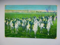 TURKEY  SELAMNIK , MILITARY HIGH OFFICERS ON HORSES , RUSSIA WW I MILITARY FIELDPOST  , RA - Pferde