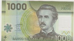 CHILI 1000 Pesos 2010 P161a UNC - Chili