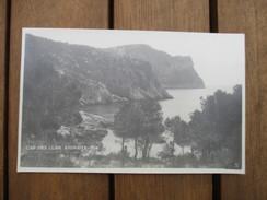 CPA PHOTO ESPAGNE MALLORCA CAP DES LLAM ANDRAITX - Mallorca