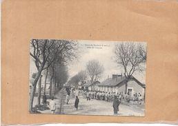 DEPT 37 - Camp De RUCHARD - Allée Des Cuisines - LYO1 -- - Autres Communes