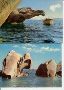 Palau (Olbia Tempio Sassari): Lotto 2 Cartoline Anni '70 - Olbia