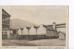 31 / MARIGNAC / TRAIN DE BOIS POUR LA CARBONISATION - Unclassified