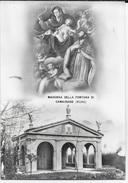 MADONNA DELLA FONTANA DI CAMAIRAGO - B/N ANNI '50 - SCRITTA AL VERSO - Holy Places
